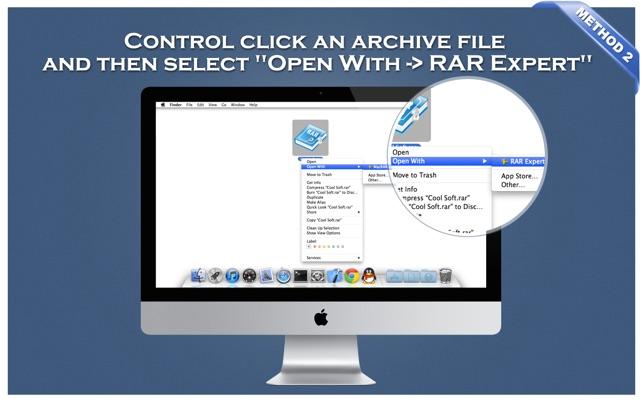 RAR Extractor Expert on the Mac App Store