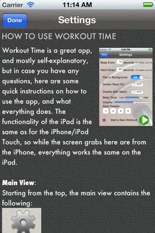 Workout Time Lite | App Price Drops