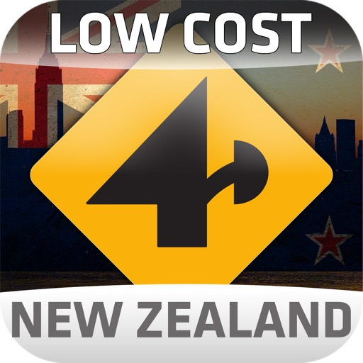 Nav4D New Zealand @ LOW COST