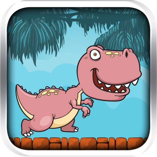 Running Dinosaur Dash Pro