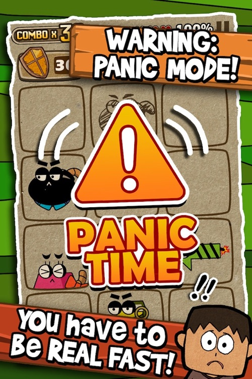 Bomb Panic screenshot-2
