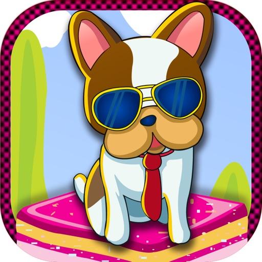 Dog Cake Bouncing Mania - Puppy Bounce Cupcake Jump Free