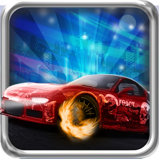 Nitro Night Car Race HD - Full Version