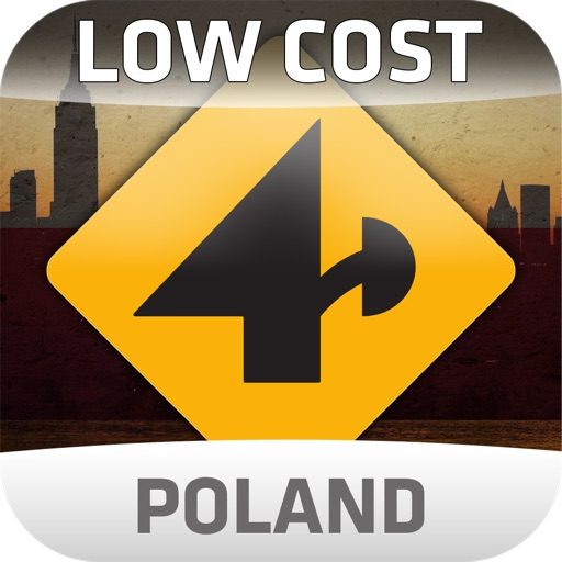 Nav4D Poland @ LOW COST icon