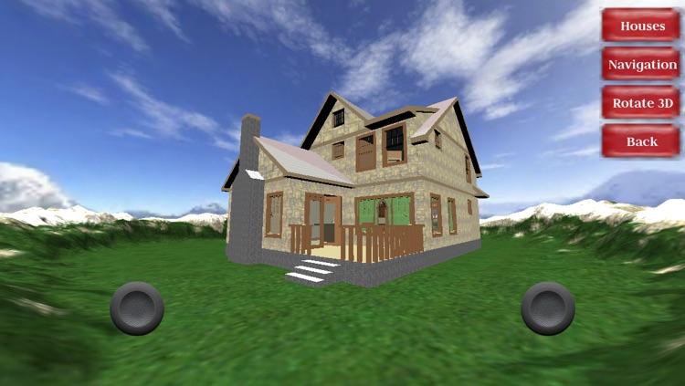 3D Houses screenshot-3