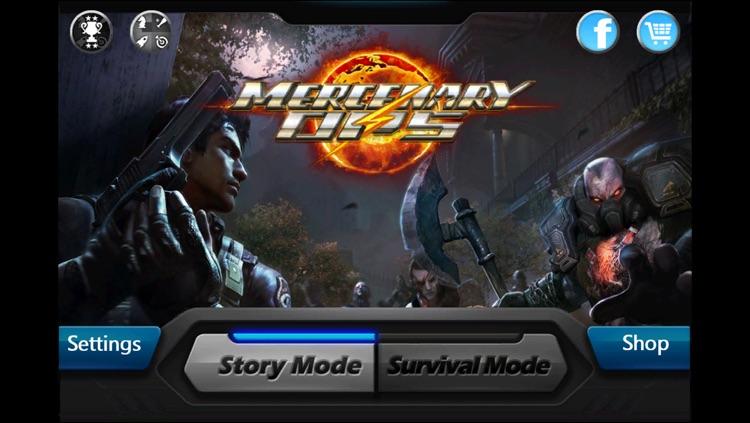 傭兵作戦 screenshot-2