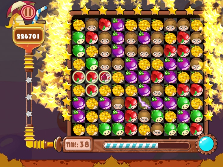 Amazing Fruit Mania! 2 HD screenshot-0