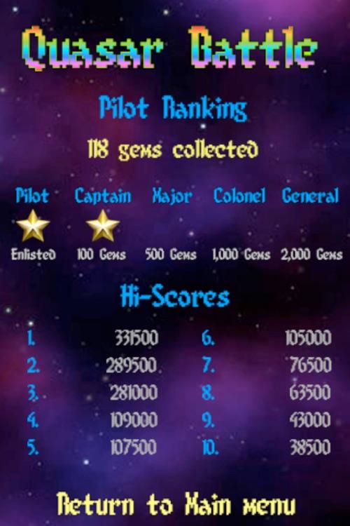 Quasar Battle Lite screenshot-3
