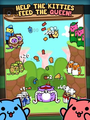 Kitty Cat Clicker - Поток виртуальный кошку с печеньем и конфетами на iPad