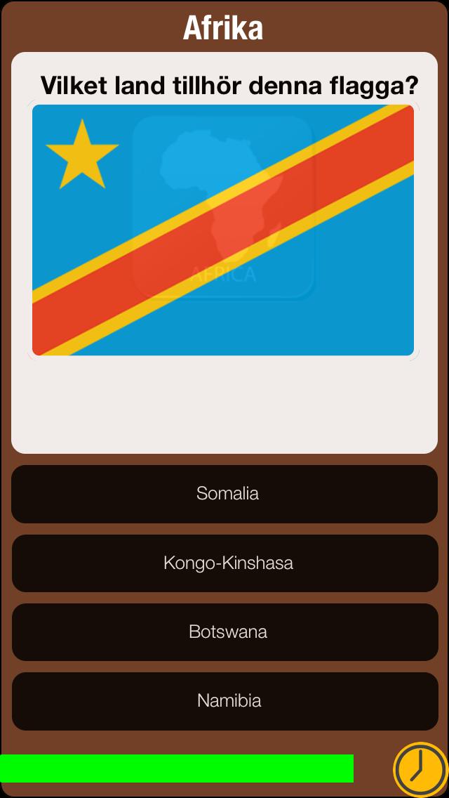 Geografi app gratis