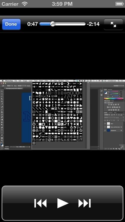 Learn for PhotoshopCC screenshot-3
