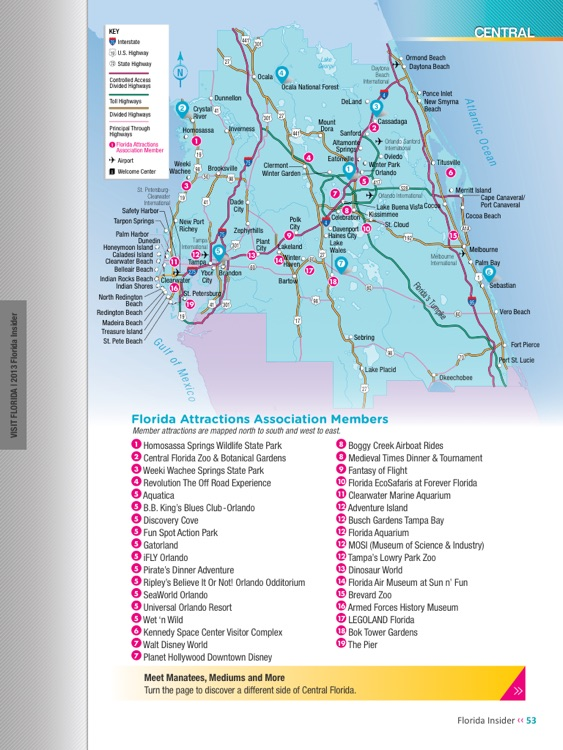 Florida Insider: The Official In-State Planning Guide screenshot-4