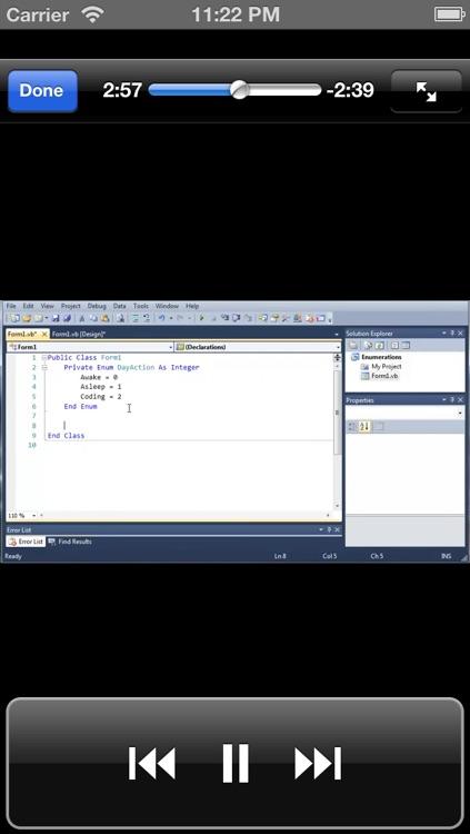 Learn For Visual Basic screenshot-3