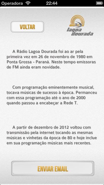 Rádio Lagoa Dourada