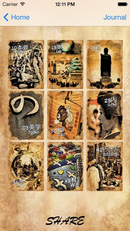 Japanese Culture Cards screenshot-4