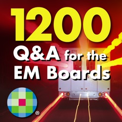 1200 Questions to Help You Pass the Emergency Medicine