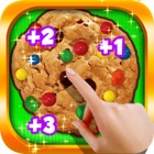 Cookie Click - a tap color clicker fast tapping game icon