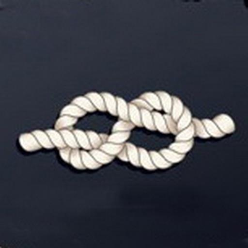 ロープ結び方
