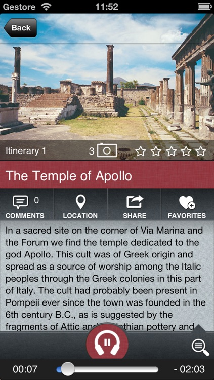 Pompeii - A day in the past screenshot-3