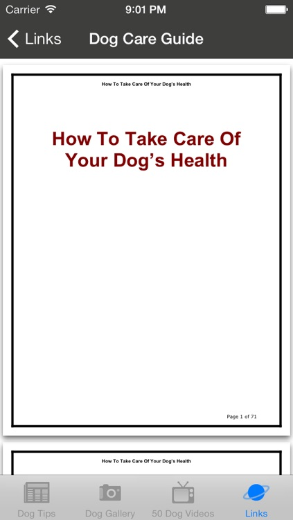 Dog Training Resources,Articles,Gallery,Videos,Guides and Advice screenshot-4