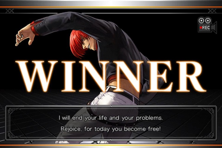 THE KING OF FIGHTERS-i- screenshot-3