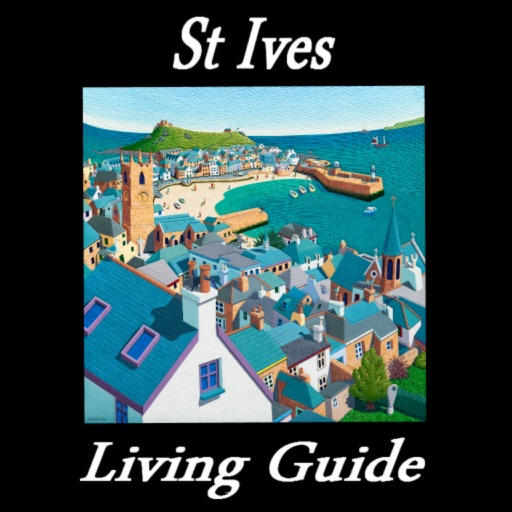The St Ives Living Guide icon