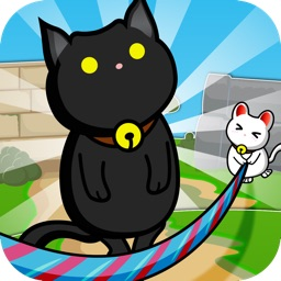 Jump Rope Kitty