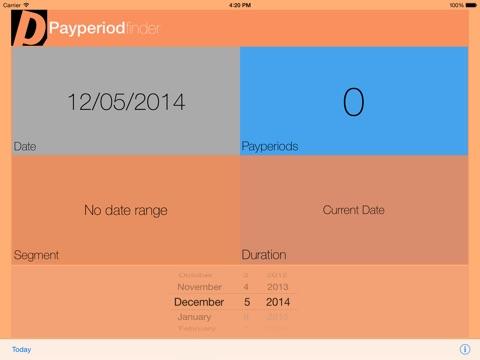 PayPeriodFinder-ipad-0