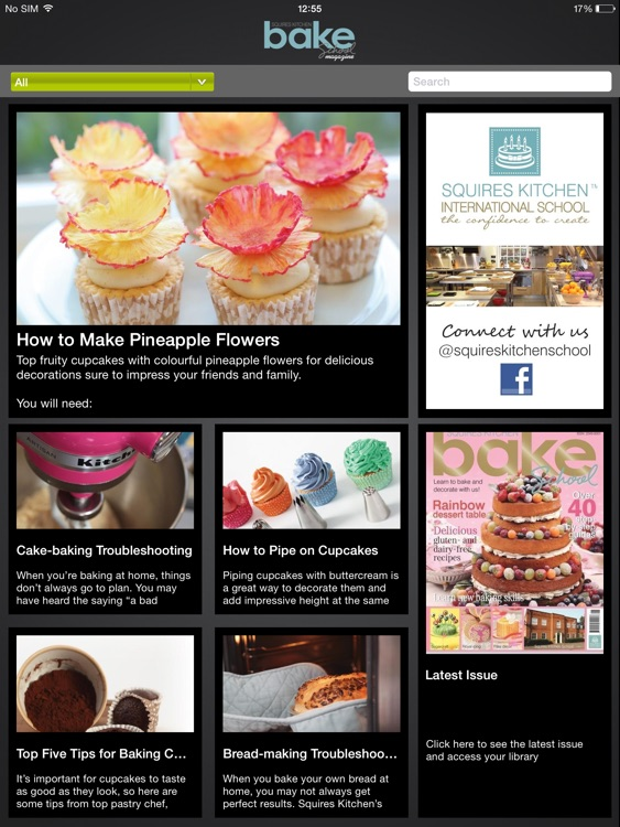 Bake & Decorate Magazine: for everyone who shares our passion for baking screenshot-2