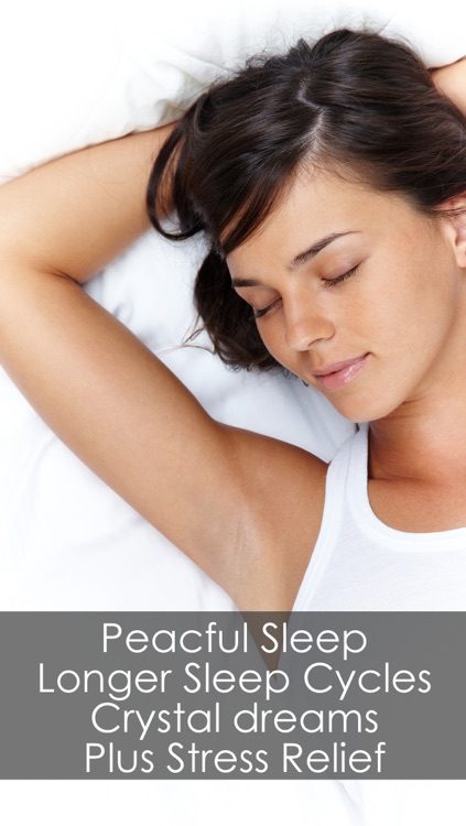 Music for deep sleep and sleep cycle alarm clock New Age radio screenshot-3