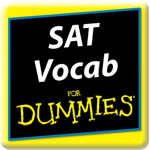 SAT Vocab Practice For Dummies