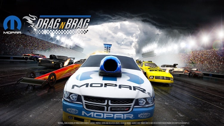 Mopar Drag N Brag screenshot-0