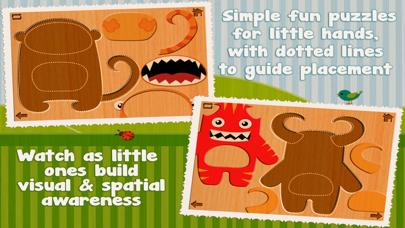 Cutie Mini Monstersのおすすめ画像2