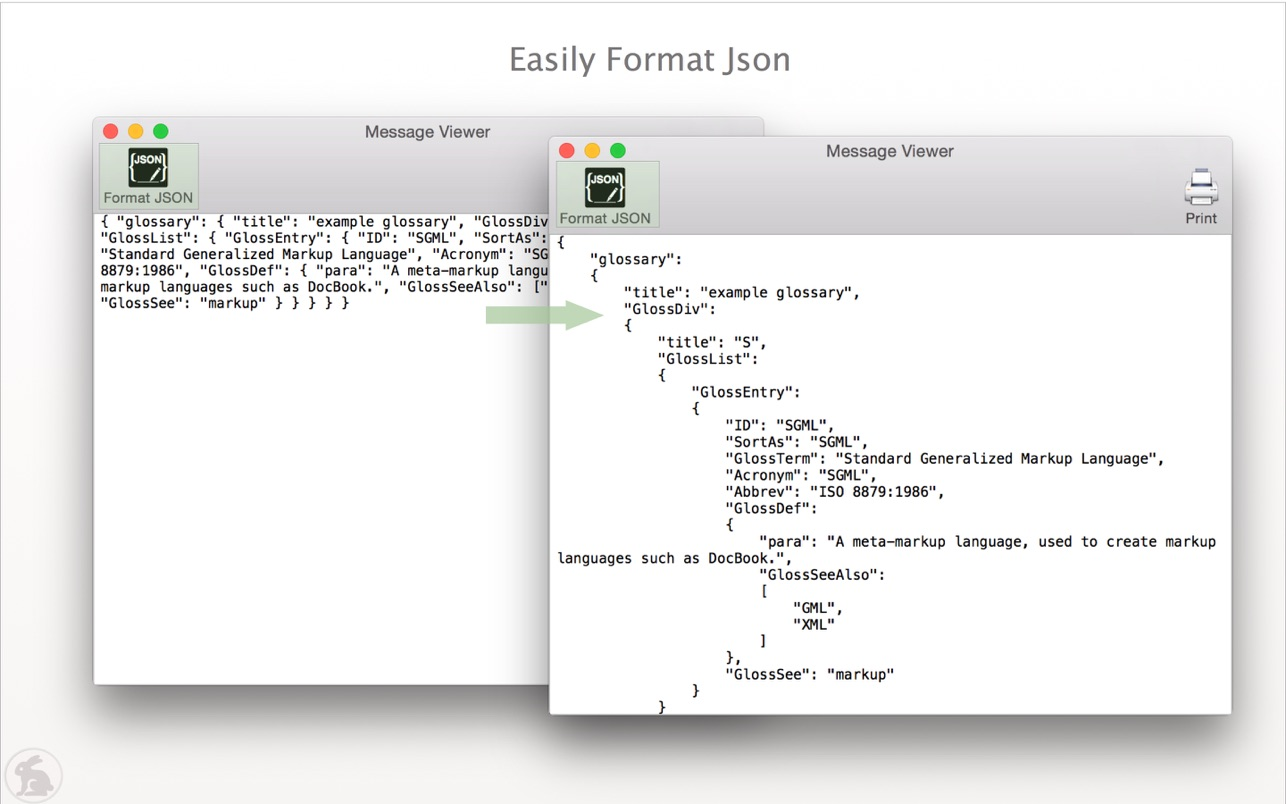 LogRabbit 1.8.0 Mac 破解版 logcat 查看器