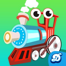 Activities of Choo Choo Train Play - Alphabet Number Animal Fruit Learning Game