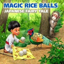 Momotaro Interactive Story Book for Kids - educational kids classic fairy tale