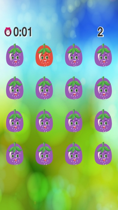 Fruit Finger - Mmm, Can You Scan And Splash The Odd Pop Cross? screenshot four