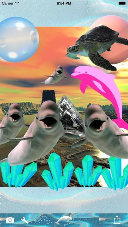 Tropix - Seapunk Stickers screenshot-4