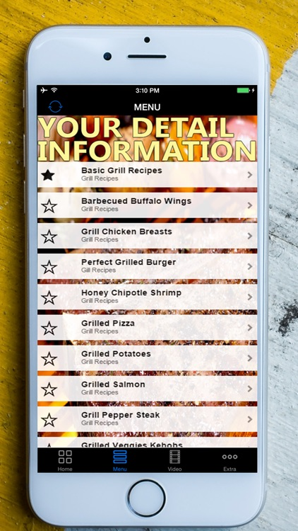 Easy Grilled Recipes Pro - Best Healthy BBQ Grill Dish Menus For Beginners, Let's Cook!