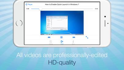点击获取Video Tutorial for Windows 7 - Secrets, Tips & Tricks