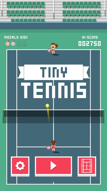 Tiny Tennis screenshot-4