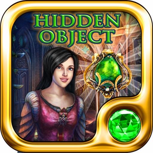 Hidden Object: Golden Trails - Secret of the Princess