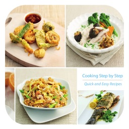 Cooking Step by Step - Quick and Easy Recipes