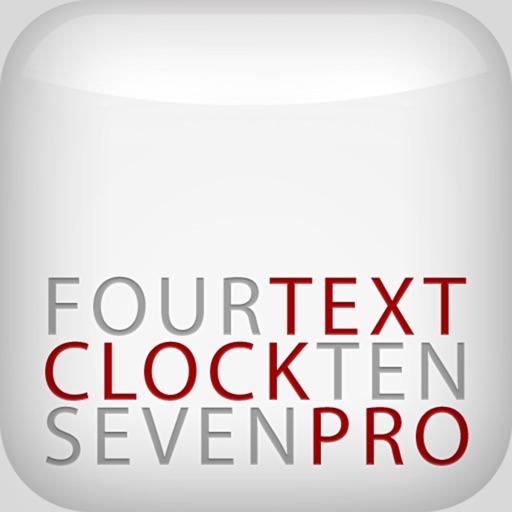 Text Clock Pro