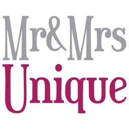 Mr & Mrs Unique Wedding & Lifestyle Magazine