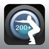 スクワット 200+ - iPadアプリ