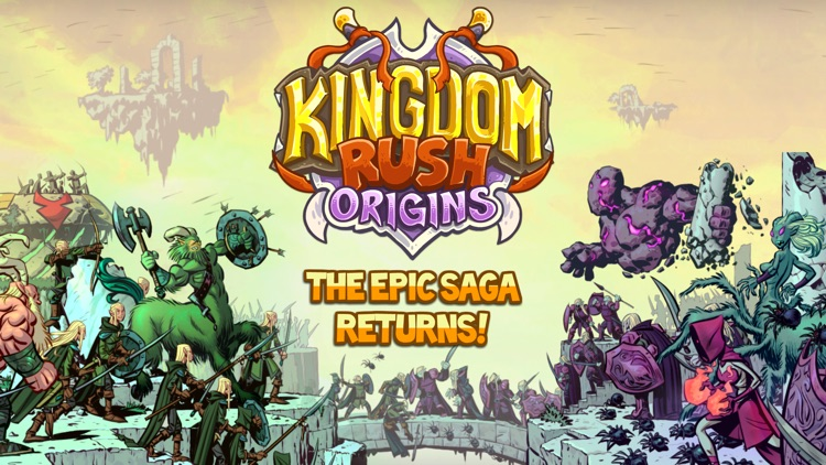 Kingdom Rush Origins app image