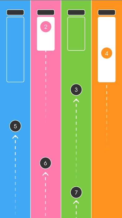 Color Dots - Music Draw Rhythm Games for Casual Focus Fun