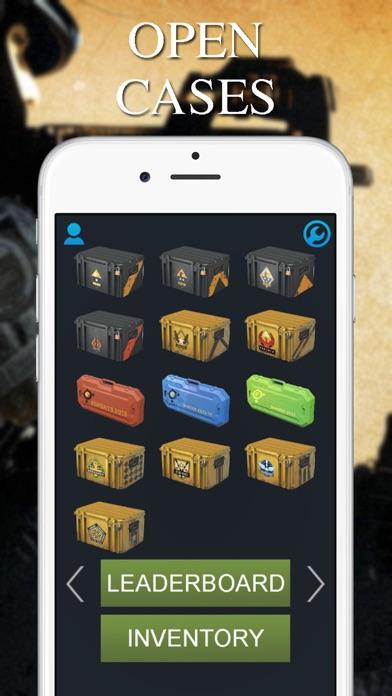 CS Case Simulator screenshot one