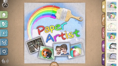 Paper Artist Screenshot on iOS